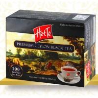HetTe Premium Ceylon 100 пакетиков в конвертах по 2г. (Шри-Ланка)