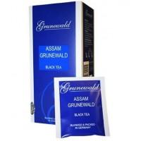 Grunewald Грюнваль Ассам чёрный 25пак. по 2г. (Германия)