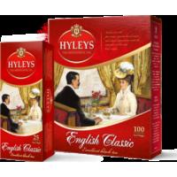 Hyleys Хейлис Английский Классический 100пак. по 1,8г. чёрный пакетированный (Россия)