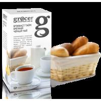 Grace Грейс Брэкфаст Тайм чёрный  25пак. по 2г. (Великобритания, Россия)