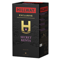 Hillway (Хилвей) Секрет Кении 25пак.по 2г. в метал. сашетах (Кения Россия)