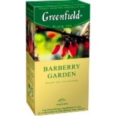 Greenfield Barberry Garden 25 пак. (Россия)