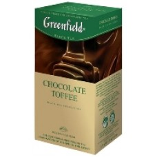 Greenfield Chocolate Toffee 25 пак. (Россия)