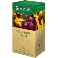 Greenfield Delicious Plum 25 пак. (Россия)
