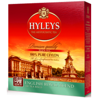 Hyleys English Special Blend 100 пак. (Шри Ланка)