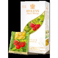 Hyleys с малиной 25 пак. (Шри Ланка)