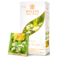 Hyleys с цветами липы 25 пак. (Шри Ланка)