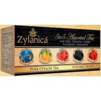 Zelanica Assorted Tea 5 в 1 25 пак. (Шри Ланка)