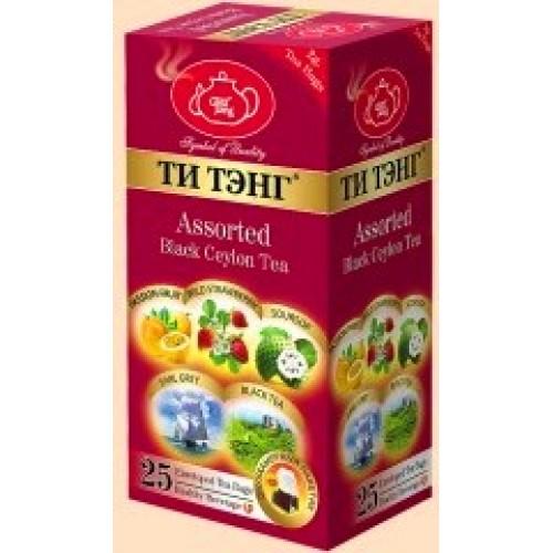 чай упакованный в шри ланке