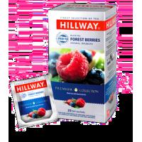 Hillway (Хилвей) Лесные ягоды 25пак. чёрный чай с лесн.ягодами (Шри-Ланка)