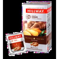Hillway (Хилвей) Имбирь 25пак. чёрный чай с имбирём (Шри-Ланка)