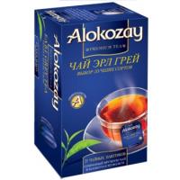 Alokozay Эрл Грей Бергамот 25пак. по 2г. в конвертах (ОАЭ)