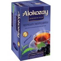 Alokozay Чёрная Смородина 25пак. по 2г. (ОАЭ)