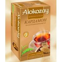 Alokozay Кардамон 25пак. по2г. (ОАЭ)