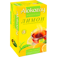 Alokozay Лимон 25пак. по 2г. (ОАЭ)
