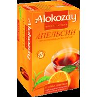 Alokozay Апельсин 25пак. по 2г. (ОАЭ)