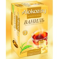 Alokozay Ваниль 25пак. по 2г. (ОАЭ)