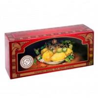 Chelton Челтон Лимон 25пак. по 2г. чёрный аромат. (Шри-Ланка)