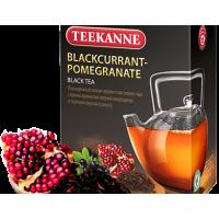 Teekanne Тиканн Гранат Смородина 20пак. по 2г. чёрный с ароматом (Германия)