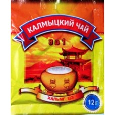 Калмыцкий чай 30 пак. по 12г. (Россия)