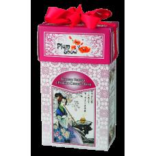 Plum Snow Плам Сноу Золотая улитка Роза и слива Личи 100г. красный китайский (Китай)