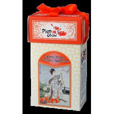 Plum Snow Плам Сноу Золотая улитка Манго и Клубника 100г. красный китайский (Китай)