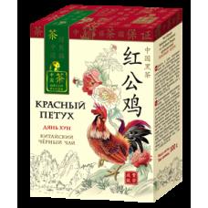 GreenPanda Зелёная Панда Дянь Хун Красный Петух 100г. китайский красный чай (Китай, Россия)