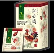 GreenPanda (Зелёная Панда) Дянь Хун Красный Петух 25пак. китайский красный чай (Китай, Россия)