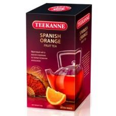 Teekanne (Тиканн) Испанский апельсин 20 пак. по 2,5г. фруктово-ягодно-травяной (Германия)