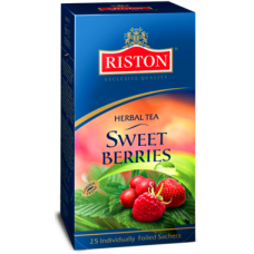 Riston SWEET BERRIES 25 пак. (Шри-Ланка)