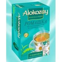 Alokozay Ромашка 25пак. по 2г. (ОАЭ)