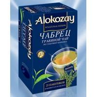 Alokozay (Алокозай) Чабрец травяной 25пак. по 2г. (ОАЭ)