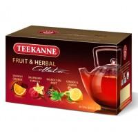Teekanne Fruit & Herbal Collection Ассорти 20пак. (Германия)