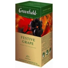 Greenfield Festive Grape 25пак.по 1.5г. фруктово-травяной (Россия)