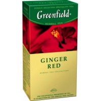 Greenfield Ginger Red 25пак. по 1.5г. фруктово-травяной (Россия)