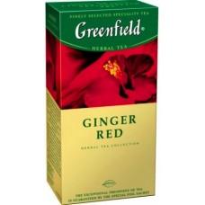 Greenfield Ginger Red 25пак. по 1.5г. фруктово-травяной (Россия)