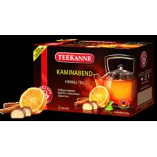 Teekanne (Тиканн) Каминабенд 20 пак. по 2г. ройбуш фруктово-ягодно-травяной (Германия)