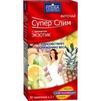 FITERA (Фитера) Супер Слим Экзотик 30 пак. (Россия)