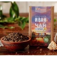 Яндар Иван-Чай со Зверобоем 100г. ферментированный (Россия)