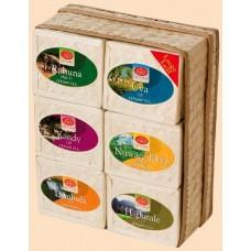 Ти Тэнг чёрный чай Набор из 6 видов по 50г. (Шри Ланка)