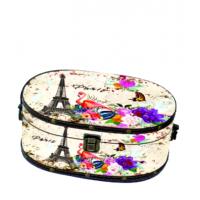 Gvendelin Саквояж Весна в Париже 150г. чёрный 19см.*13см.*10см. (Шри Ланка)