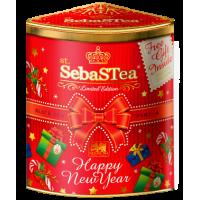 SebaSTea Happy New Year (part 4) 100г. чёрный аромат. Шри-Ланка