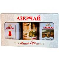 Azercay Азерчай Набор с коллекционной кружкой 200г. чёрный чай (Азербайджан)