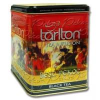 Tarlton Best PEKOE 250г. чёрный крупнолистовой Пеко (Шри-Ланка)