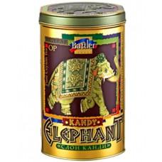 Battler tea Баттлер Слон Канди 200г. чёрный чай крупный лист (Россия)