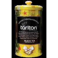 Tarlton Тарлтон Золотой бархат 150г. чёрный чай с цедрой апельсина (Шри-Ланка)