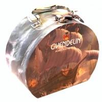 Gvendelin Гвенделин Кейс Шторм 100г. чёрный чай Пекое картонная коробка (Шри-Ланка)