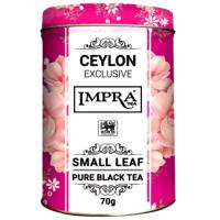 Impra Импра Верхний лист 70г. чёрный чай, ж/б. (Шри-Ланка)