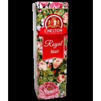 Chelton Челтон Королевские Розы 80г. чёрный чай (Россия)