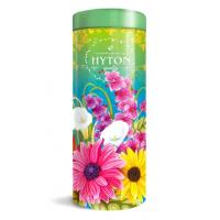 """Hyton Хайтон """"Зелёный"""" 50г. чёрный чай Д: 7.5см., В: 18.5см. (Шри-Ланка Россия)"""